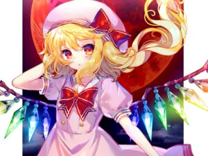 Rating: Safe Score: 17 Tags: flandre_scarlet hinasumire touhou wings User: Mr_GT