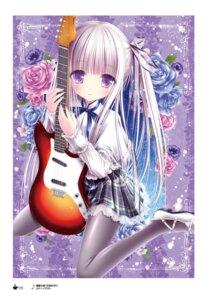 Rating: Safe Score: 27 Tags: goto_jun guitar pantyhose tagme tenshi_no_three_piece! tinkle User: kiyoe