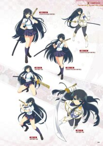 Rating: Questionable Score: 7 Tags: digital_version ikaruga senran_kagura senran_kagura:_new_wave User: luseple2