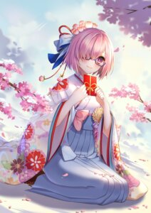 Rating: Safe Score: 45 Tags: fate/grand_order japanese_clothes mash_kyrielight megane tagme User: Nepcoheart