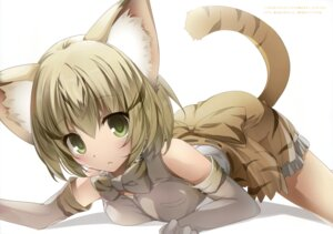Rating: Safe Score: 38 Tags: animal_ears karomix karory kemono_friends sand_cat_(kemono_friends) tail User: Twinsenzw