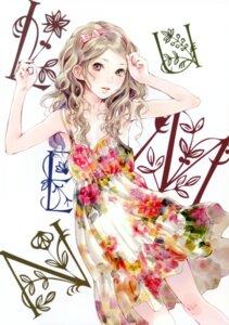 Rating: Safe Score: 54 Tags: dress kishida_mel maigo_tsuushin summer_dress User: androgyne