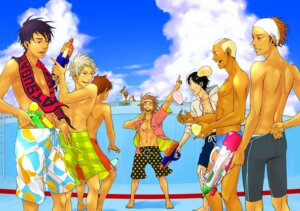 Rating: Safe Score: 1 Tags: ino_(pixiv) male swimsuits User: krazy-kun
