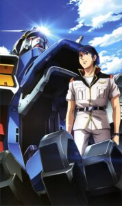 Rating: Questionable Score: 3 Tags: gp01 gundam gundam_0083 uraki_kou User: drop