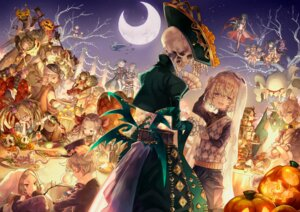 Rating: Safe Score: 14 Tags: animal_ears dearrose halloween merc_storia pantyhose pointy_ears User: Mr_GT