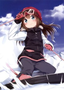 Rating: Safe Score: 35 Tags: tousaki_shiina User: Twinsenzw