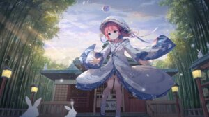 Rating: Safe Score: 72 Tags: ark_order japanese_clothes wallpaper yue_yue User: BattlequeenYume