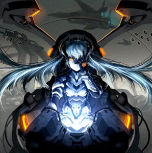 Rating: Safe Score: 19 Tags: mecha_musume won User: Radioactive