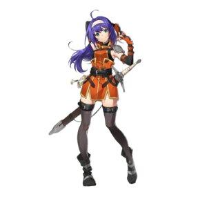 Rating: Questionable Score: 17 Tags: armor dress fire_emblem fire_emblem:_akatsuki_no_megami fire_emblem_heroes garter nintendo sword thighhighs wayu yoneyama_mai User: fly24
