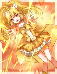 Rating: Safe Score: 11 Tags: kise_yayoi pretty_cure smile_precure! tsukumo_(an-mar) User: animeprincess