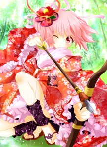 Rating: Safe Score: 36 Tags: kaname_madoka kimono puella_magi_madoka_magica seleb629 User: vanilla