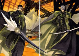 Rating: Safe Score: 3 Tags: clamp clover gap male ryuu_f_kazuhiko User: Share