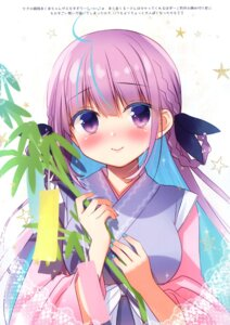 Rating: Safe Score: 9 Tags: sasai_saji tagme watakubi User: kiyoe