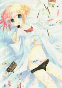Rating: Questionable Score: 15 Tags: chronolog gintama kagura paper_texture sakurazawa_izumi User: waha
