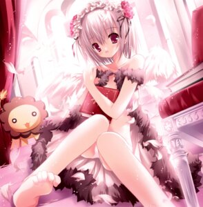 Rating: Questionable Score: 56 Tags: bell pantsu tinkerbell tinkle wings User: petopeto