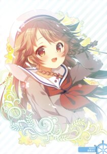 Rating: Safe Score: 31 Tags: high_school_fleet mitsumomo_mamu nosa_kouko seifuku sweater User: Twinsenzw