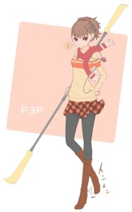 Rating: Safe Score: 6 Tags: female_protagonist_(p3) kugatsu_takaaki megaten pantyhose persona persona_3 User: Radioactive