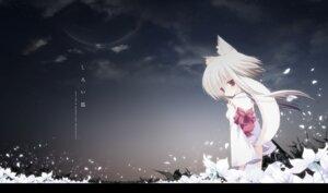 Rating: Safe Score: 26 Tags: animal_ears mashana_yukii miko nopan p19 tail User: randy6759