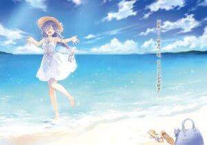 Rating: Safe Score: 49 Tags: date_a_live dress landscape summer_dress takamiya_mio tsunako wet User: kiyoe