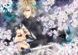 Rating: Safe Score: 8 Tags: dino hibari_kyoya katekyo_hitman_reborn! lee_sun-young male yaoi User: charunetra