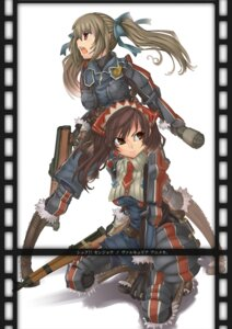 Rating: Safe Score: 8 Tags: alicia_melchiott ayaki edy_nelson uniform valkyria_chronicles User: Radioactive