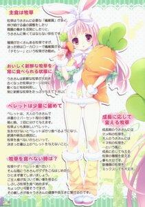 Rating: Questionable Score: 8 Tags: animal_ears bunny_ears roritora school_swimsuit swimsuits tagme tsukishima_yuuko User: Radioactive
