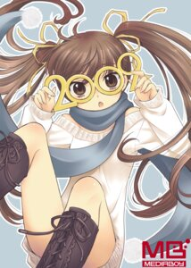 Rating: Safe Score: 10 Tags: megane tagme watermark User: Radioactive