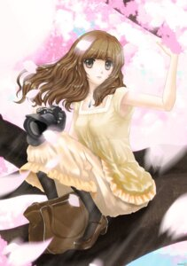 Rating: Safe Score: 12 Tags: dress pantyhose tomizawa_jun User: charunetra