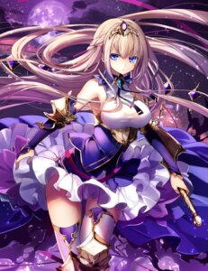 Rating: Safe Score: 118 Tags: armor sword thighhighs yuuki_kira User: Mr_GT