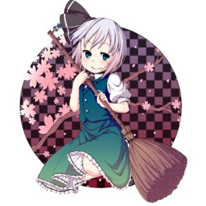 Rating: Safe Score: 6 Tags: konpaku_youmu muku_(muku-coffee) touhou User: Silvance