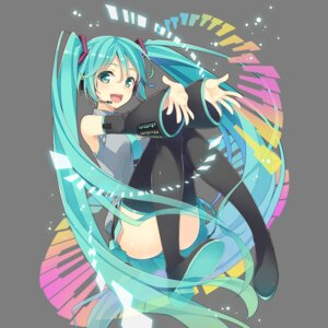 Rating: Safe Score: 86 Tags: hatsune_miku kuroi_(liar-player) thighhighs transparent_png vocaloid User: Mr_GT