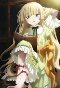Rating: Safe Score: 91 Tags: feet gosick lolita_fashion sunaga_hiroko victorica_de_broix User: SubaruSumeragi