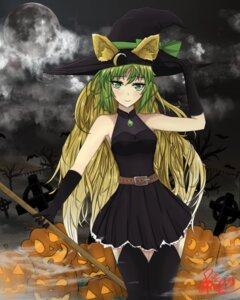 Rating: Safe Score: 4 Tags: animal_ears archer_of_red dress fate/apocrypha fate/stay_night halloween thighhighs witch zeroccc User: shevchenko