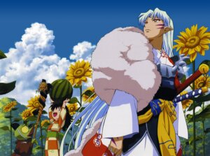 Rating: Safe Score: 12 Tags: inuyasha jaken rin_(inuyasha) sesshoumaru User: Radioactive