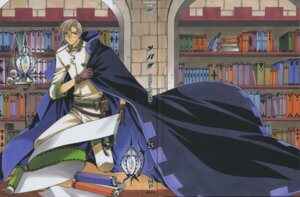 Rating: Safe Score: 8 Tags: clamp kinomoto_fujitaka male screening tsubasa_reservoir_chronicle User: SakuraUsagi