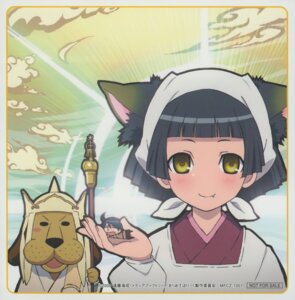 Rating: Safe Score: 8 Tags: animal_ears maria_holic miyamae_kanako ryouchou_sensei User: Radioactive