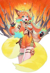 Rating: Safe Score: 6 Tags: animal_ears garter tagme tail User: Mr_GT
