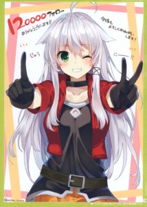 Rating: Questionable Score: 25 Tags: anceril_sacred mishima_kurone tagme User: kiyoe