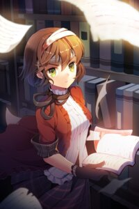Rating: Safe Score: 48 Tags: bandages blood gilse sword_girls User: fireattack