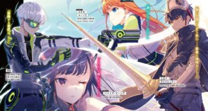 Rating: Safe Score: 9 Tags: gun reia rioland seifuku weapon User: kiyoe
