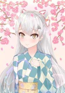 Rating: Safe Score: 21 Tags: amatsukaze_(kancolle) kantai_collection kimono sherryqq User: Mr_GT
