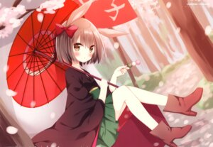 Rating: Questionable Score: 38 Tags: animal_ears bunny_ears heels hoshi japanese_clothes umbrella User: Radioactive