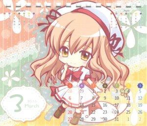 Rating: Safe Score: 25 Tags: calendar chibi hisuitei izumi_tsubasu paper_texture seifuku User: peoplo