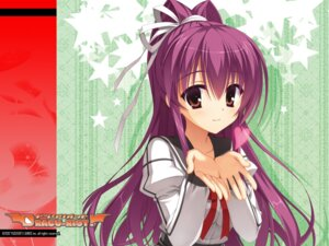 Rating: Safe Score: 48 Tags: dracu-riot! inamura_rio kobuichi seifuku wallpaper yuzu-soft User: Infernal-ZERO