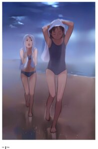 Rating: Safe Score: 13 Tags: bikini swimsuits takamichi wet User: Radioactive