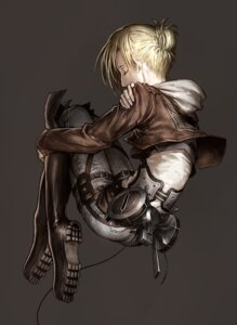 Rating: Safe Score: 30 Tags: annie_leonhardt lain shingeki_no_kyojin User: Radioactive