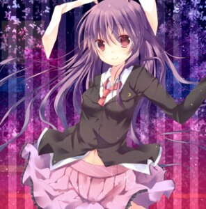 Rating: Safe Score: 48 Tags: animal_ears bunny_ears kisaragi_kiriha reisen_udongein_inaba touhou User: 椎名深夏