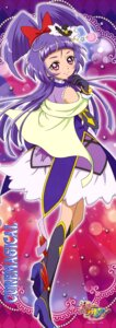 Rating: Safe Score: 12 Tags: dress heels izayoi_riko mahou_girls_precure! pretty_cure User: drop