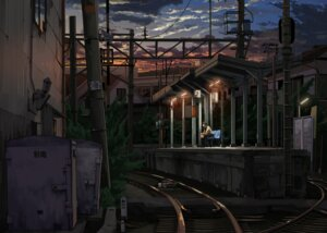 Rating: Safe Score: 24 Tags: kurono-kuro landscape User: Radioactive