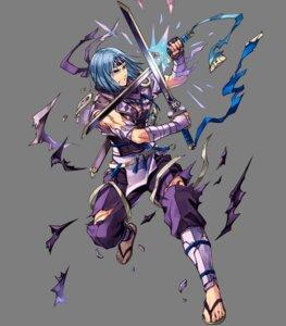 Rating: Questionable Score: 2 Tags: fire_emblem fire_emblem:_souen_no_kiseki fire_emblem_heroes kano_akira ninja nintendo sword torn_clothes zihark User: fly24